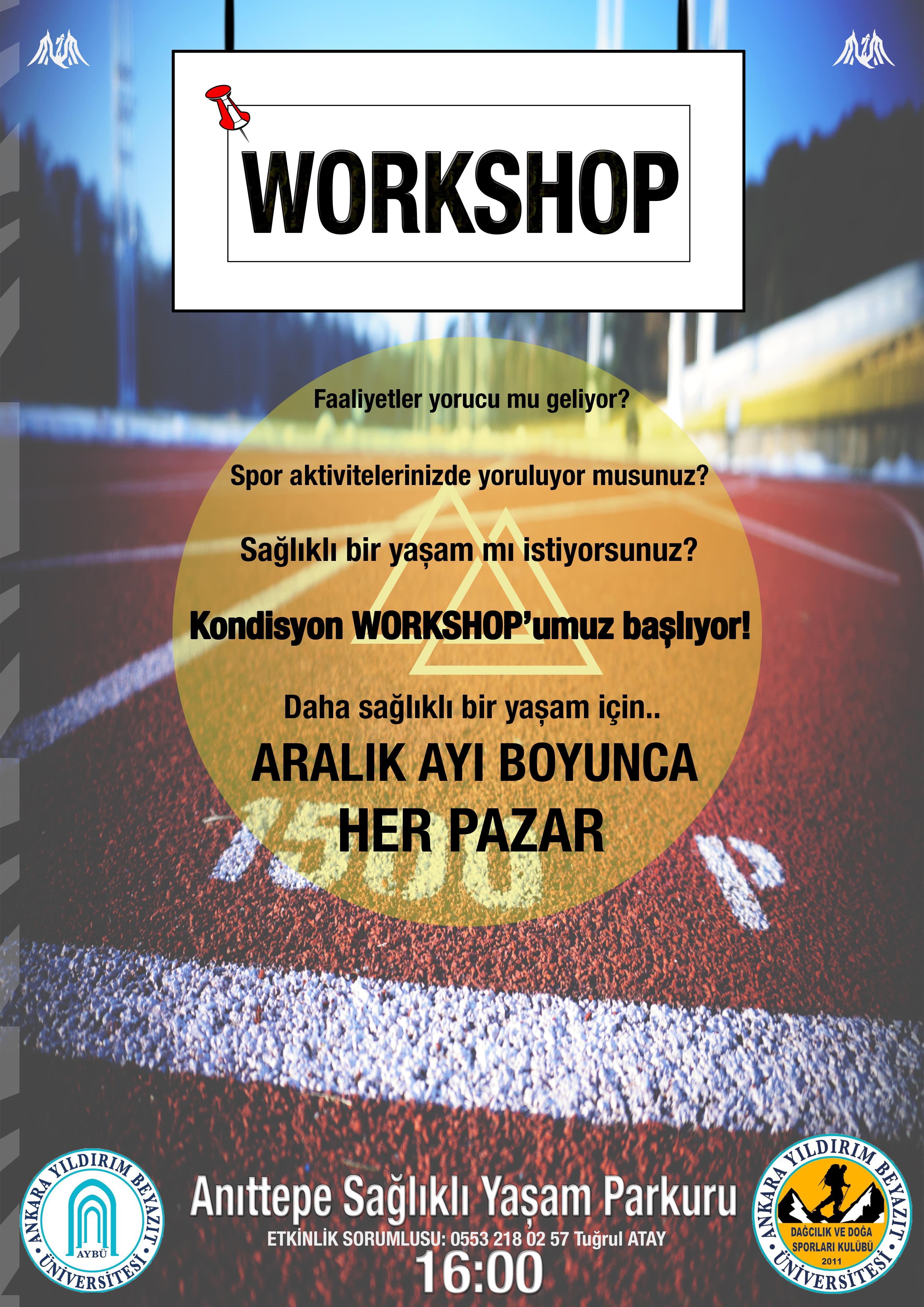 Kondisyon Workshop