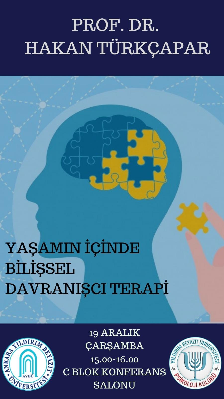 Yaşamın İçinde Bilişsel Davranışçı Terapi