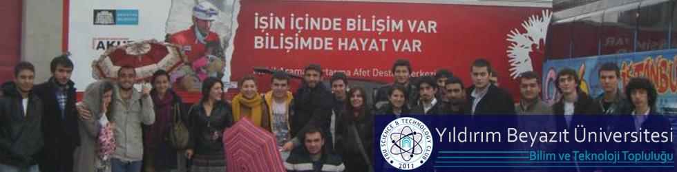 CeBIT 2013 Fuarında Kulübümüz