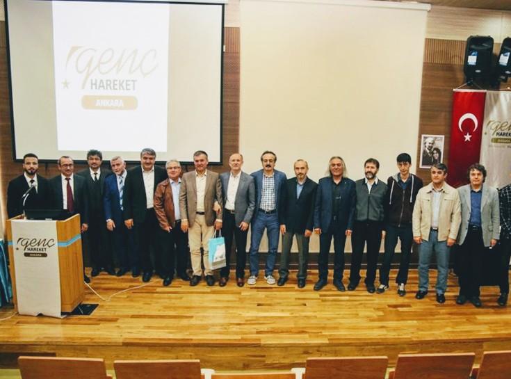 Ali Şeriati Paneli