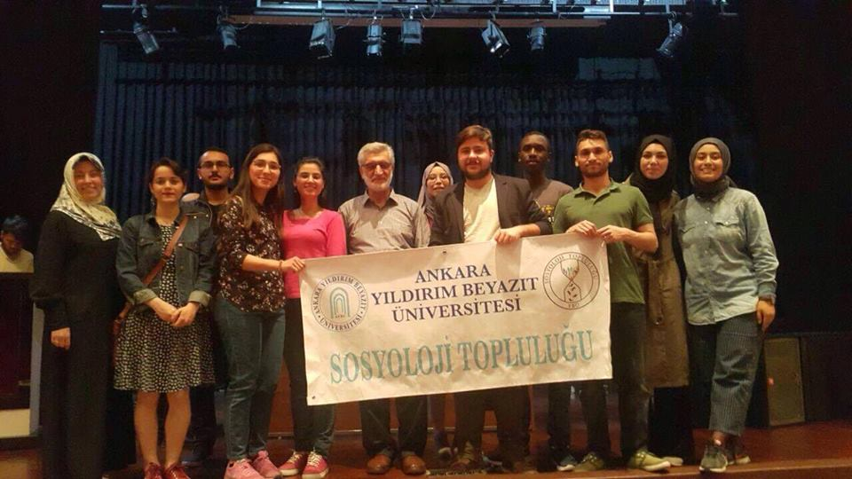 2017 - İSLAM COĞRAFYASINDA SOSYOLOJİ KONGRESİ