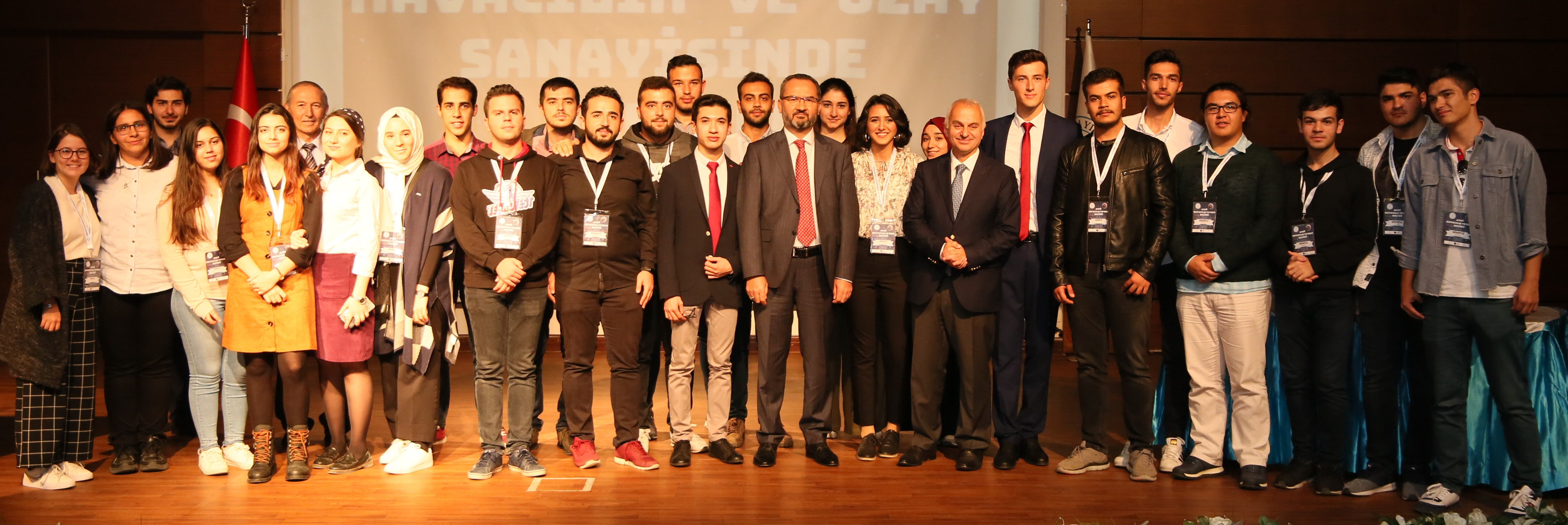 Temel KOTİL ile Havacılık ve Uzay Sanayisinde Kariyer Konferansı